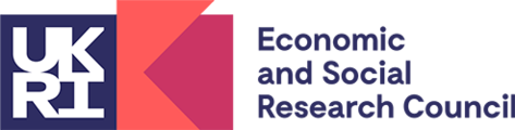 UKRI/ESRC logo